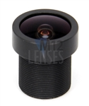 2.8mm, F2.0 1.3 MP CCTV Board Lens