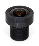 2.9mm F2.5 16MP Board Lens