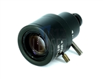 10-30mm, F1.6 M12 Mount, Fixed Iris CCTV Zoom Lens