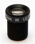 12.0mm F2.0 5MP M12 Mount CCTV Lens