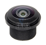 1.75mm, F2.5, Fish Eye Lens