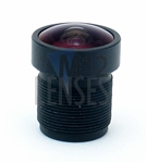 2.1mm F1.8 Mega Pixel Board Lens